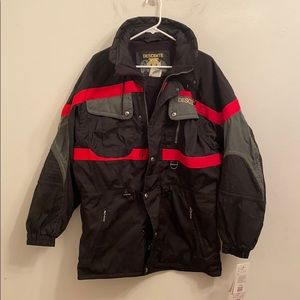 NWT Descente Coat